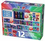 PZ245: PJ Masks 11 Puzzle Pack PC