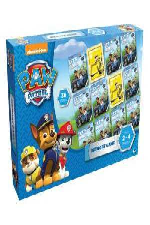 G135: Paw Patrol Memory Game PC