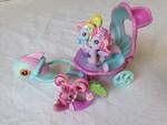 E100: My Little Pony - Mermaid Pony Set PC