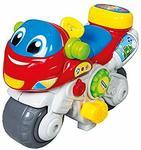 B158: Baby Clementoni Interactive Motorbike