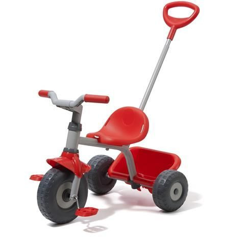 A030: Red Smart Trike with handle PC