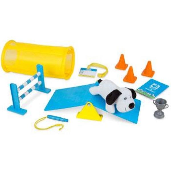 E1580: Tricks & Training Puppy School Play Set PC