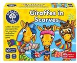 G171: Giraffes in Scarves