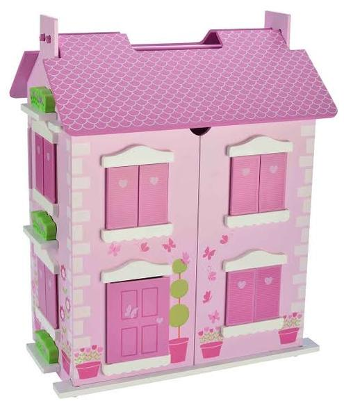 E320: Wooden Doll House PC