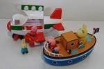 E324: Peppa Pig Aeroplane & Boat