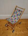 E109: Doll Stroller