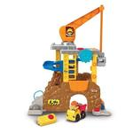 E459: Fisher Price Construction Playset PC
