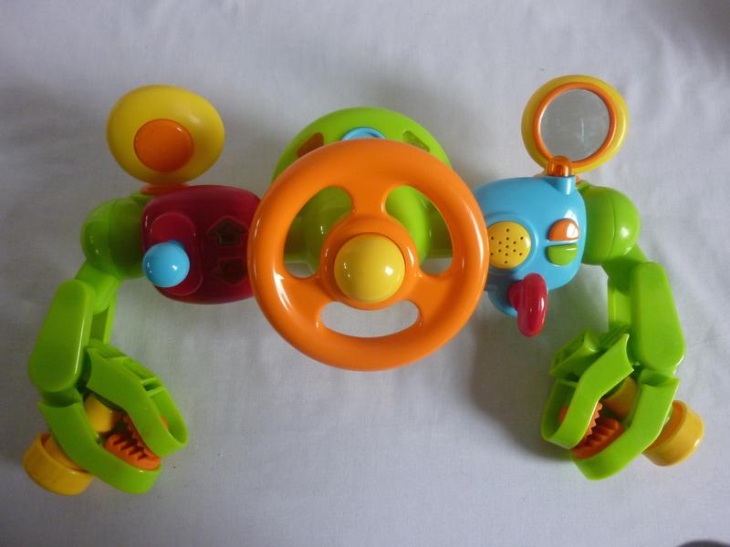 0020: Buggy Steering Wheel Driver