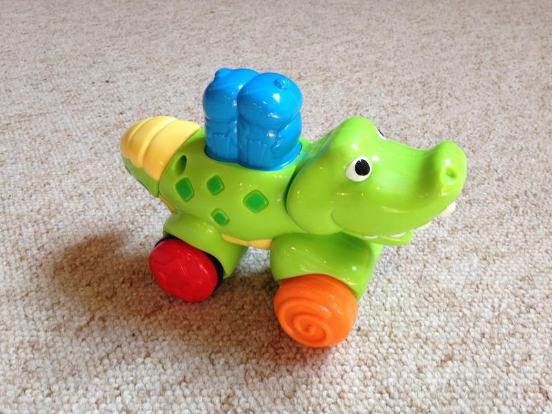 0061: Dinosaur Push & Go