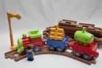 1009: HappyLand Train Set