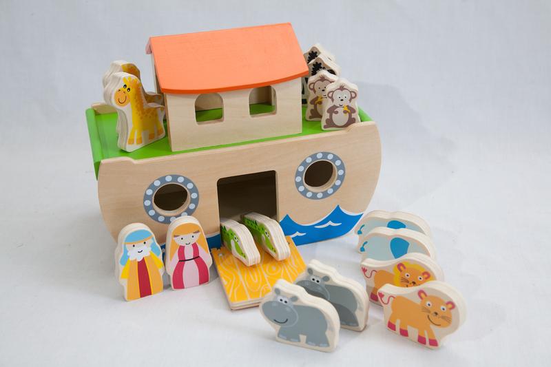 1013: Wooden Noah's Ark
