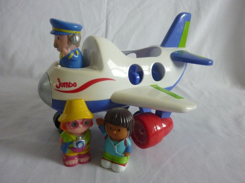 1022: Happyland Plane