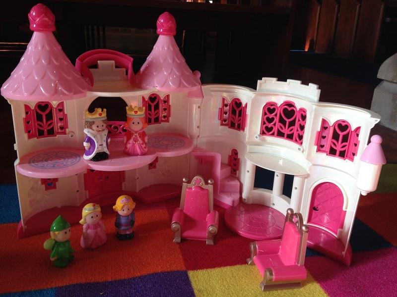 1027: Happyland Castle