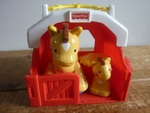 1029: Horse & baby