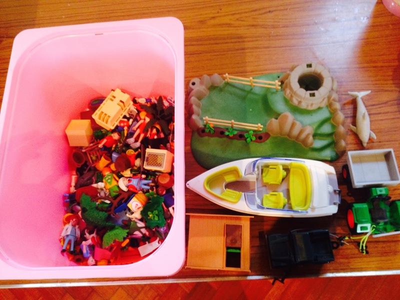 1032: Playmobil Bundle