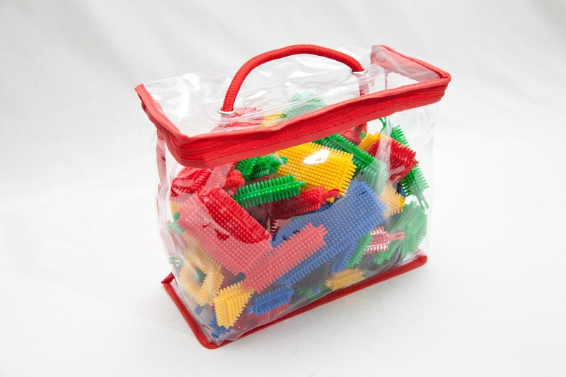 2002: Stickle Bricks