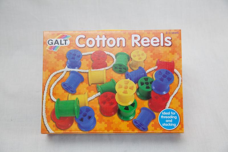 2003: Cotton Reels