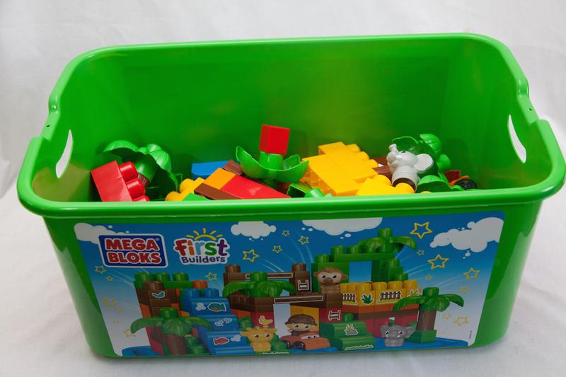 2006: Mega Bloks Jungle Safari