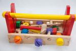 3017: Wooden Tool Kit