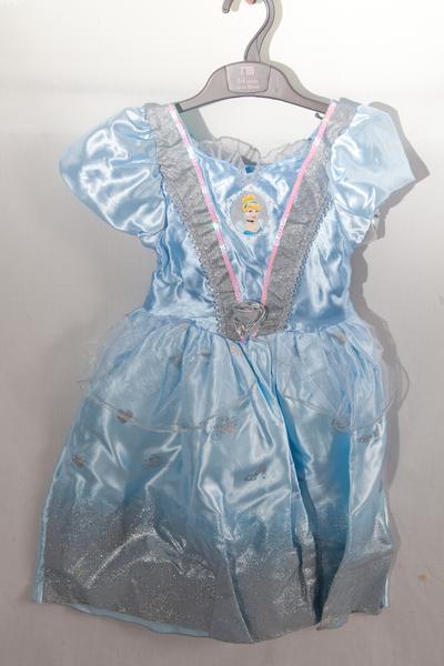 3201: Cinderella Costume