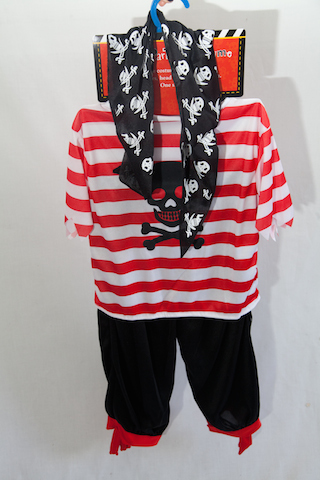 3209: Pirate 2 Costume