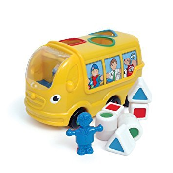 4011: Shape Sorter School Bus