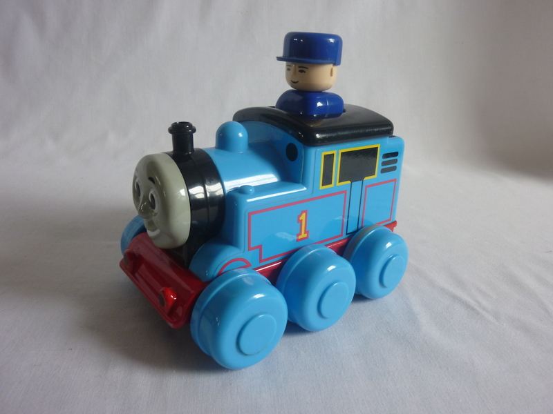 4015: Push 'N' Go Thomas