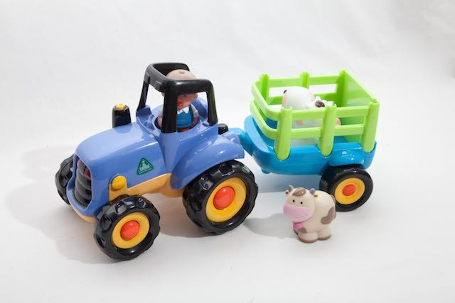 4022: ELC Tractor and Trailer