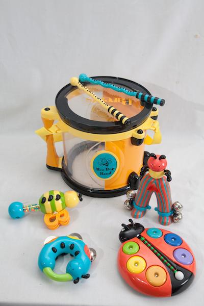 7006: Bee Bop Band