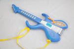 7007: Blue Electric Guitar
