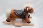 8001: Soft Rocking Horse