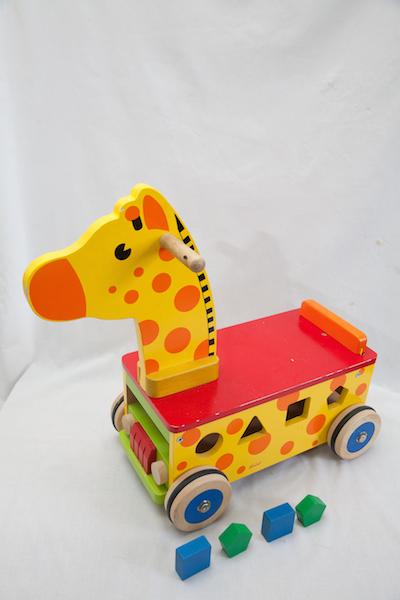 8009: Ride-On Giraffe