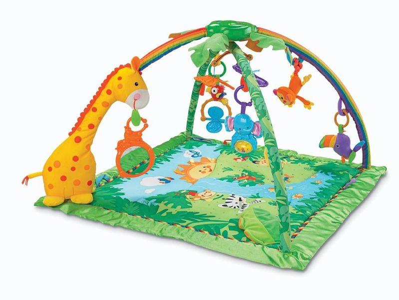 9005: Rainforest Play Mat