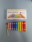 3588: Wooden Xylophone