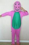 1021: Barney Costume