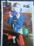 1036: Fireman Sam Costume