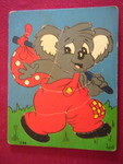 1134: BLINKY BILL Puzzle