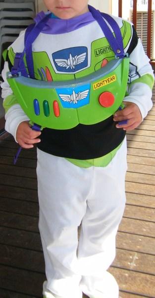 1305: Buzz Lightyear Costume