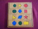 19: GEOMETRIC Puzzle