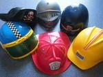 2714: Hats Set of 6