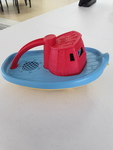 3176: Tug Boat - Green Toys