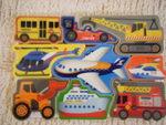 3466: AIR LAND CRAFT Puzzle
