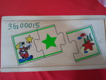 3G00015: Shapes Matching Puzzle