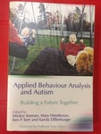 BK00137: Applied Behaviour Analysis and Autism: Building a Future Together