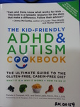 BK00159: The Kid-friendly ADHD & Autism Cookbook