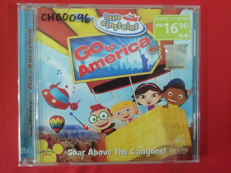 CH00096: Go to America