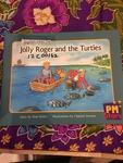 12C00162: jolly roger and the turtles