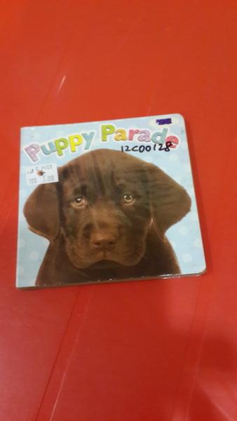 12C00128: Puppy Parade