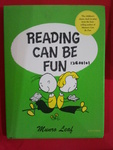 12E00101: Reading Can Be Fun