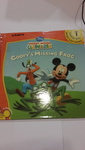 12E00114: Disney Mickey Mouse Clubhouse(Goofy's Missing Frog)Volume 1